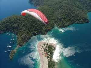 Oludeniz Beach Turkey 5 star diving resort