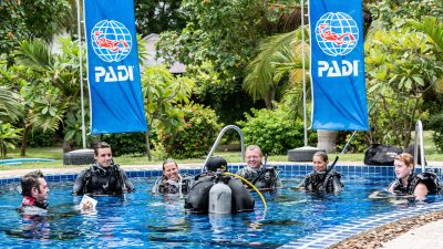 padi instructor development course LWDC ölüdeniz Fethiye Turkey