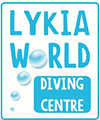 Lykia World Diving Centre Logo
